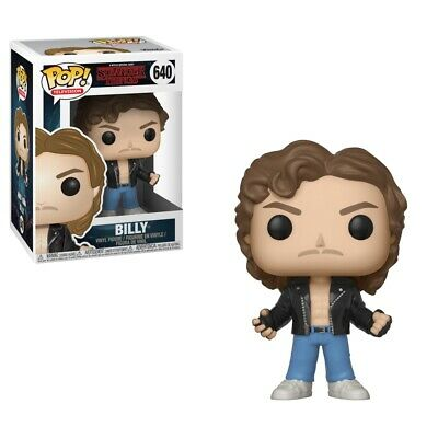 Stranger Things 2nd Season Billy at Halloween POP! Figure Toy #640 FUNKO MIB