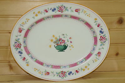 "Royal Doulton URN E7630  Small Oval Serving Platter, 10 3/4"" x 8 3/4"""