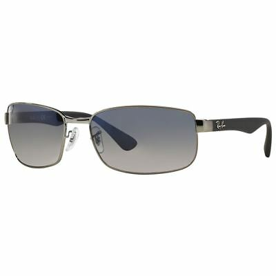 4f44114cd1 Ray-Ban RB3478 004 78 Blue Polarized Active Lifestyle Gunmetal Frame  Sunglasses