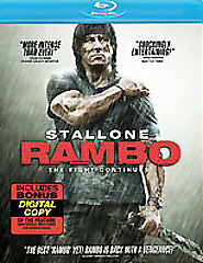 Rambo - The Fight Continues (2 Disc Spec Blu-ray