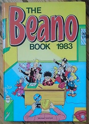 The Beano Book 1983  - Annual
