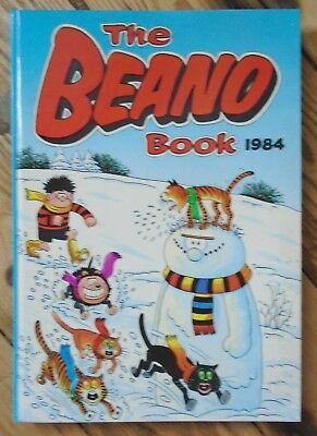 The Beano Book 1984  - Annual