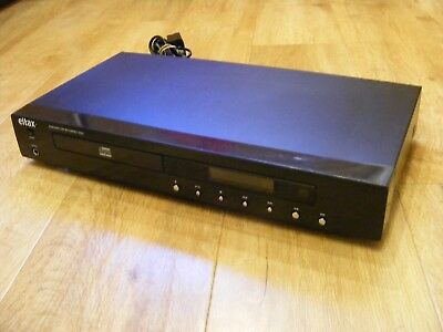 Eltax Symphony CDP-80 HiFi Stereo CD Player, Great Sounding Compact Disc Player