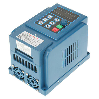 Variable Frequency Speed Drive Inverter Three-phase AC380V 2.2KW 6A PWM Control