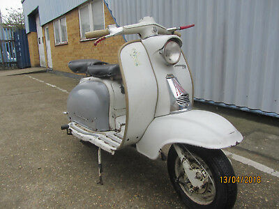 LAMBRETTA  LI 125  SER.1  1959 MODEL ORIGINAL 100% ITALIAN SCOOTER : 125 Li *638