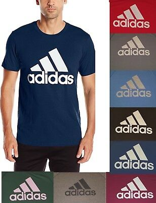 Adidas Mens Tee Performance Ultimate T-Shirt - Many Colors Sizes Up To 4X