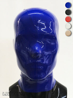 ** LATEXTIL ** Mehrteilig SMALL ** Latexmaske Latex Rubber Maske Masque * NEU *