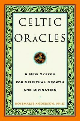 Celtic Oracles: A New System for Spiritual Growth and ... by Anderson, Rosemarie