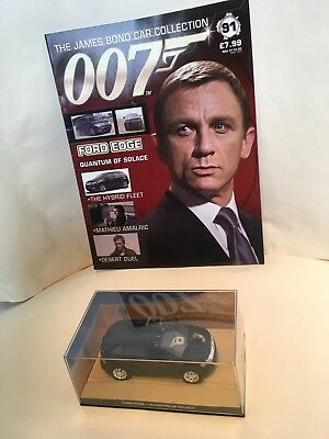 James Bond Car Collection Ford Edge Quantum Of Solace