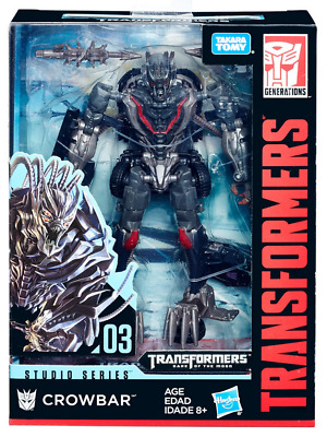 Transformers Studio Series Deluxe Decepticon Crowbar