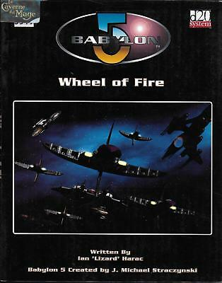 BABYLON 5 RPG - Wheel of Fire *RPG*