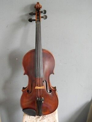 Antique French Violin - Charles Mezin Paris