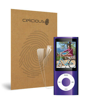 Celicious Vivid Apple iPod Nano 5 Crystal Clear Screen Protector [Pack of 2]