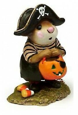 Wee Forest Folk M-216 Little Pirate Kidd - Black