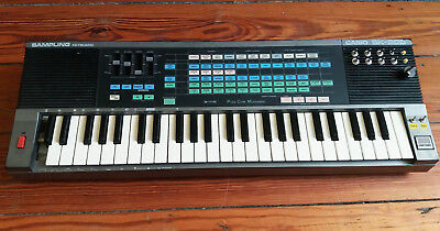 ++ Casio SK 200 Sampling Keyboard ++ Circuit Bent ++ Rare! ++