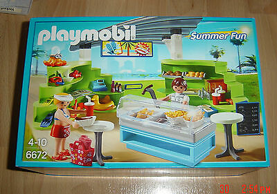 Playmobil® 6672 Summer Fun im Aquapark,NEU!