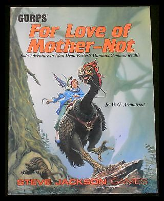 Armintrout, W. G. Gurps: For Love of Mother-Not