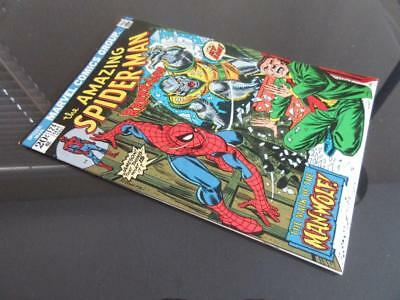 Amazing Spider-Man #124 - NEAR MINT 9.4 NM - Marvel 1973 - 1st app Man-Wolf!!!!