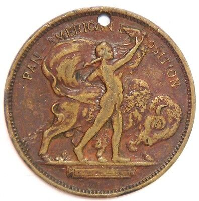 Gold Medal Pan-American Expo 1901 Roth & Englehardt PIANO ACTIONS, New York City