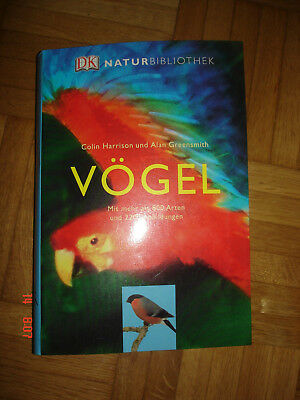 Vögel - Colin Harrison und Alan Greensmith
