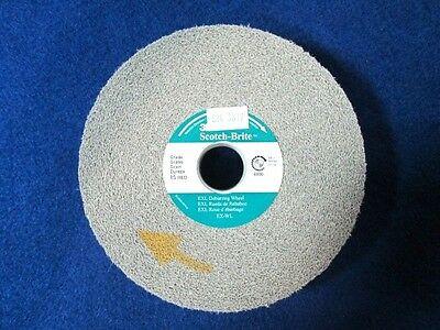 3M Scotchbrite Exl Deburring Wheel 6X1X1 8S-Medium 18278
