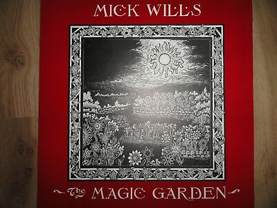 MICK WILLS - The Magic Garden - LP Acme Records Limited Edition