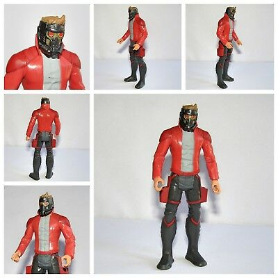 """Star-Lord  Guardians of the Galaxy 5.5"""" Toy Figure  Peter Quill  (Hasbro 2015)"""