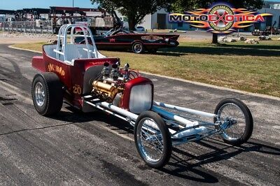 1958 Custom Dragster with Trailer