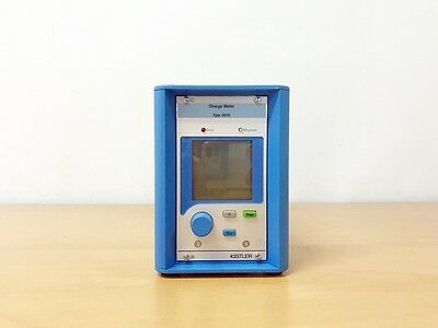 Kistler 5015 Charge Meter (Voltage option), pulled out from working environment