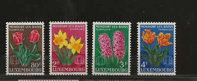 Luxembourg Sc# 300-3 Mlh Stamps