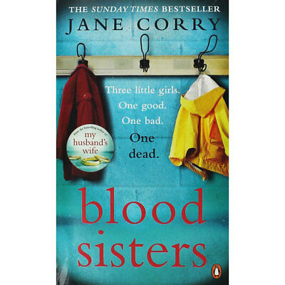 Blood Sisters by Jane Corry (Paperback), Fiction Books, Brand New