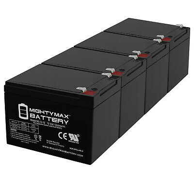 Mighty Max 6V 12AH Replacement Battery for NCR 2152 6V Charger 2760