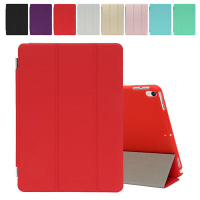 "Genuine Slim Smart Magnetic Case Cover for Apple iPad 2/3/4/5/6 &9.7"" &Mini &air"