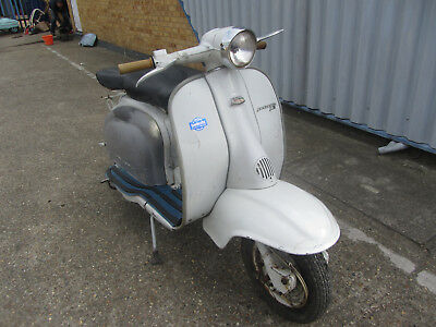 Lambretta Li 125  Ser 2   Model Original 100% Italian Scooter