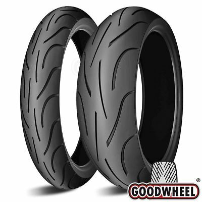 1X Motorradreifen Michelin Pilot Power 2CT Rear 180/55ZR17M/C (73W) TL