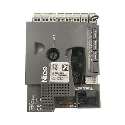 RBA3/C Card replacement NICE central ROBUS RUN RB600 RB400