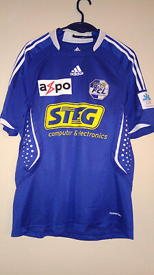 jersey/shirt/trikot adidas LUZERN 08-09 L #14 Joao Paiva PLAYER ISSUE formotion