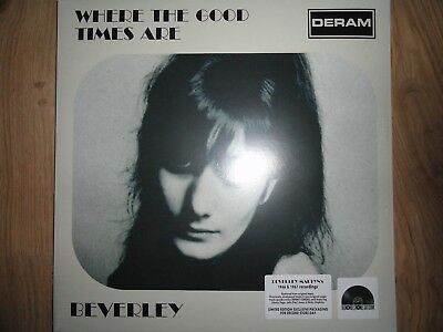 BEVERLEY MARTYN - Where The Good Times Are - LP Fly Records/ Deram RSD 2018