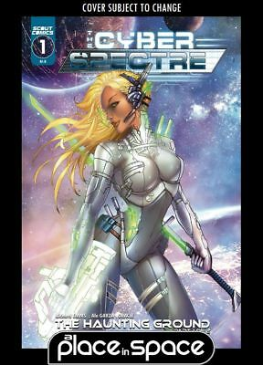 The Cyber Spectre #1B (1:10) Tyndall Variant (Wk18)