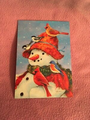 """CHRISTMAS CARD CLEARANCE: Leanin' Tree """"May Your Holidays..."""""""