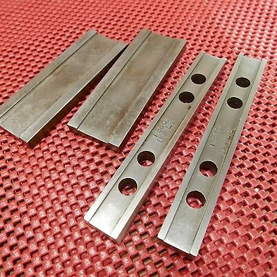 SMALL MACHINIST PARALLELS 4 pc. machinist toolmakers tools