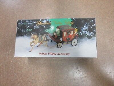 Heartland Valley village Horse and Carriage Accessory..