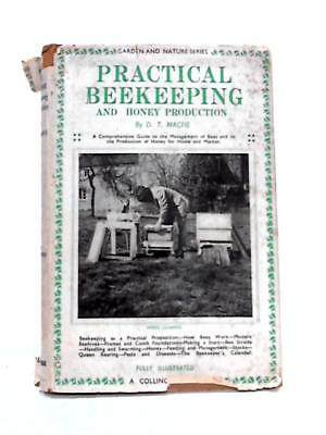 Practical Bee Keeping and Honey Production D.T. Macfie Book 89663