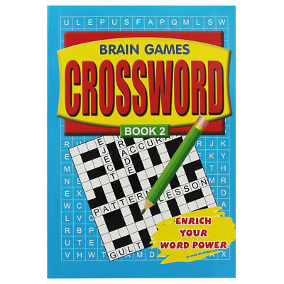 Crossword Puzzles - Assorted by W.F Graham (Paperback), Books, Brand New