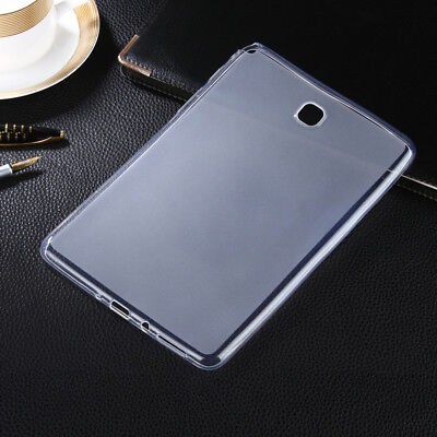 Soft Rubber TPU Clear Case Skin Shockproof Cover for Samsung Galaxy Tab 7.0-10.1