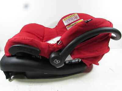 Maxi-Cosi Mico Nxt Infant Car Seat, Red IC166INT