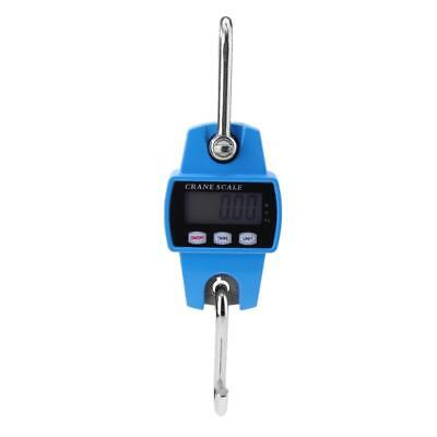 300kg Mini Crane Scale LCD Electronic Industrial Hook Hanging Weight Display
