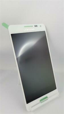 Original Samsung Galaxy Alpha G850F Display LCD Touchscreen Weiß White
