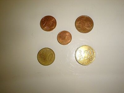 Set of Euro Coins - Nice!
