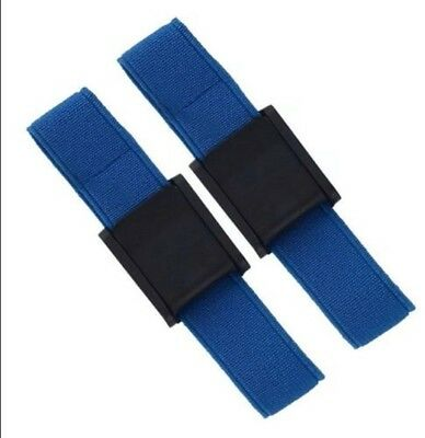 ANTI MOSQUITO Repellent 100% DEET WRIST ANKLE BAND Insect Fly Bugs Holiday